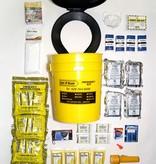 Safe N' Ready Emergency Kit, Bucket, Essential, 4 Person