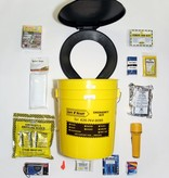Safe N' Ready Emergency Kit, Bucket, Essential, 1 Person