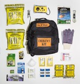 Safe N' Ready Deluxe Emergency Backpack Kit