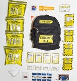 Safe N' Ready Emergency Kit, Backpack, Essential, 4 Person