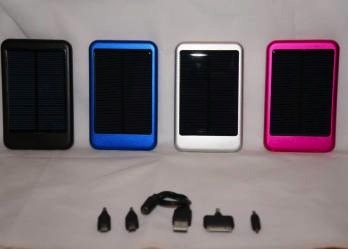 Globo Solar Solar Charger, 5,000 mAh