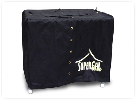 Champion Generator Cover, Small, Flame Retardant Acoustic Tent, Champion