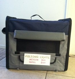 Pet-Pac Pet Pack Small Crate w/ Carry Case