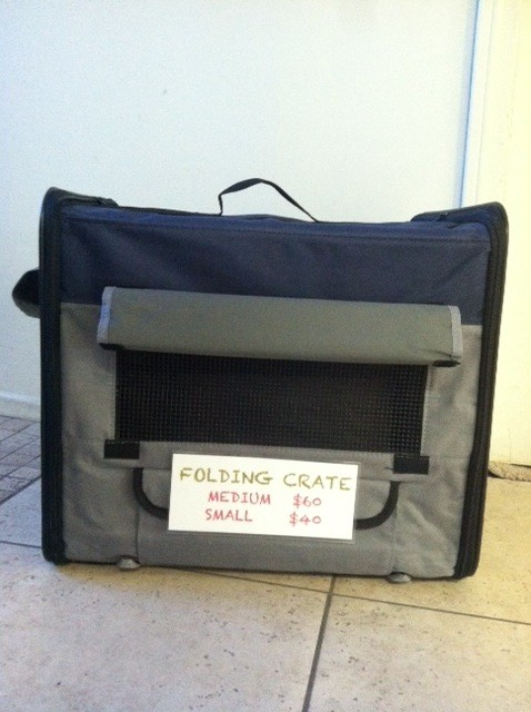Pet-Pac Pet Pack Small Crate with Carry Case
