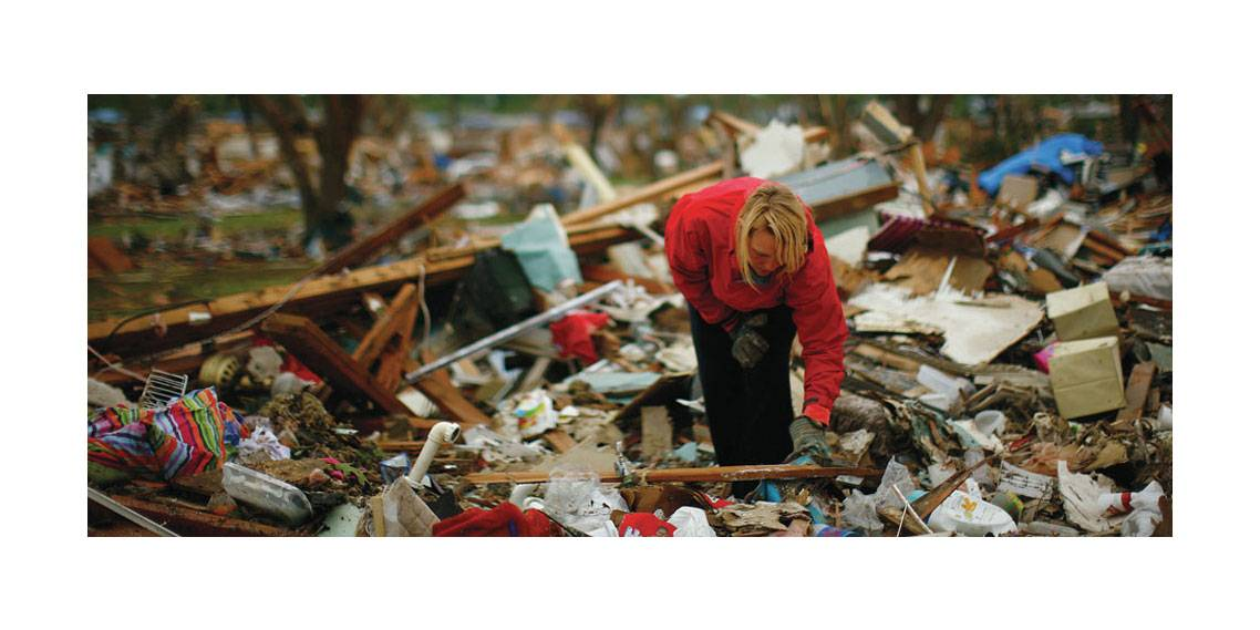 With planning, you can prepare for damage to property from earthquakes, storms or floods.