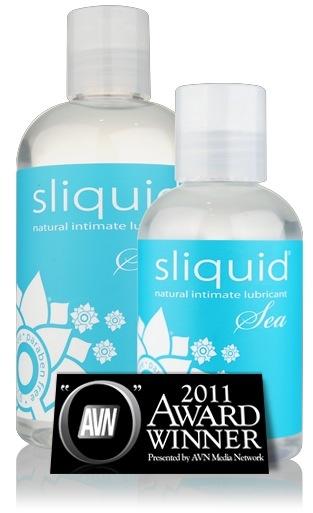 Sliquid Sliquid Sea Lubrication 4.2 oz Bottle