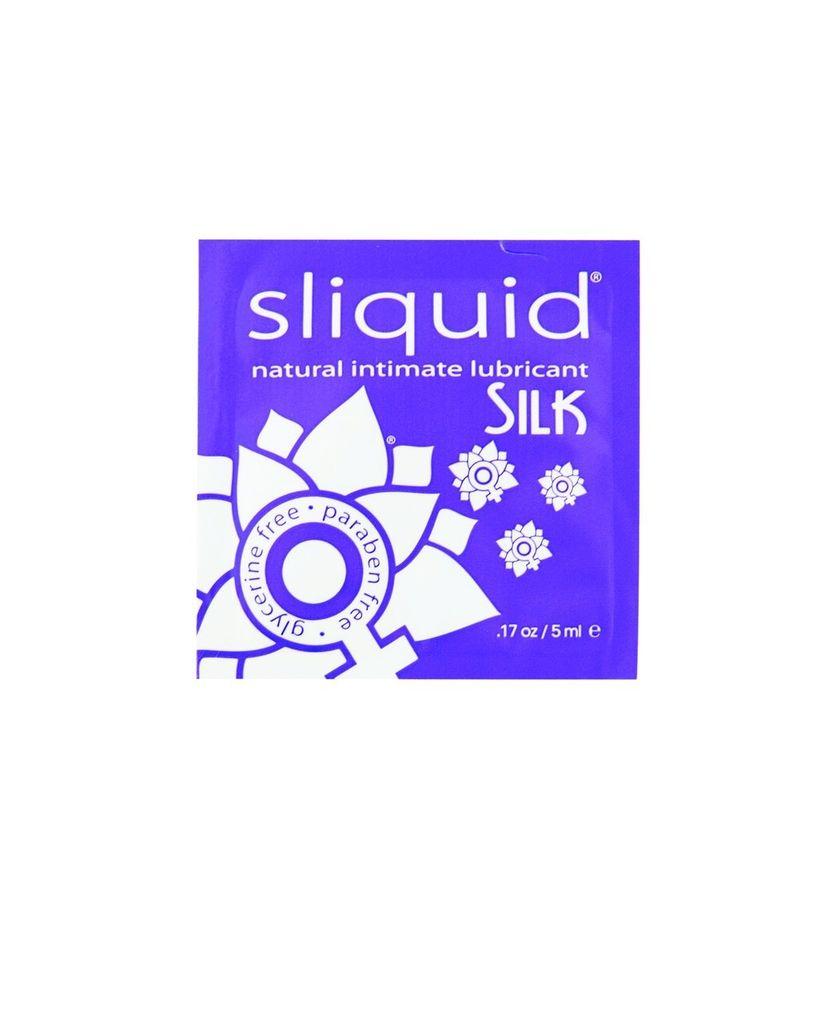 Sliquid Sliquid Silk Lubrication Pillow Pack