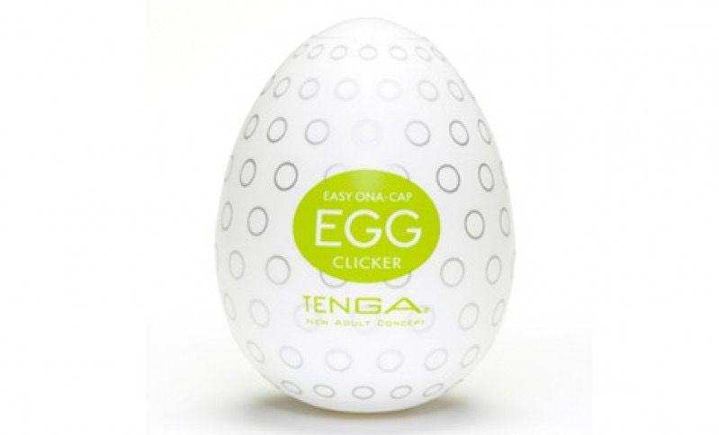Tenga Tenga Soft Boiled Egg Masterbation & Hand-Job Sleeve