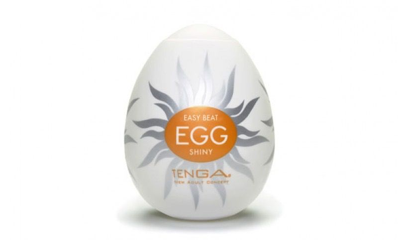 Tenga Tenga Hard Boiled Egg Masterbation & Hand-Job Sleeve