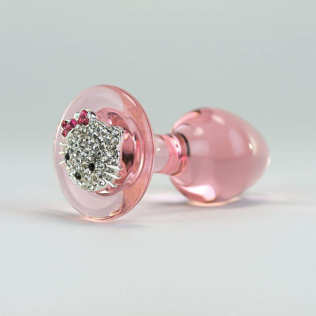 Entrenue Sm Plug w/ Kitty Pink