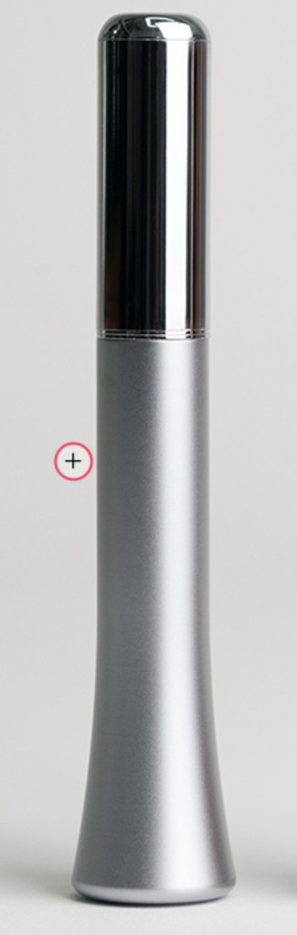 Wink Plus Vibrator in Silver