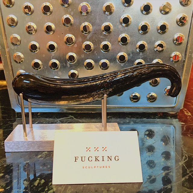 Fucking Sculptures G-Spoon Medium