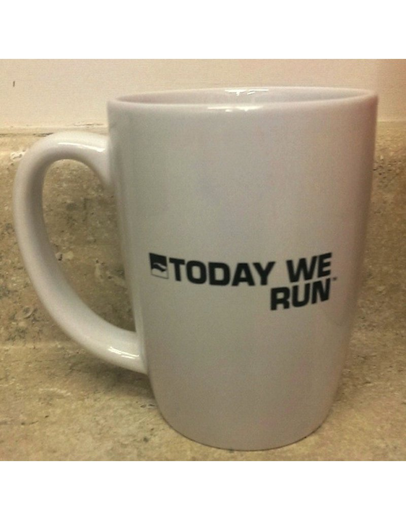 "RRC """"Today We Run"""" Coffee Mug"