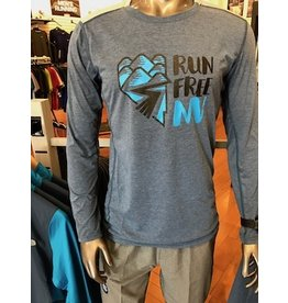 Brooks RRC Store Print Men's Distance LS