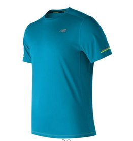 New Balance New Balance Mens Ice Short Sleeve
