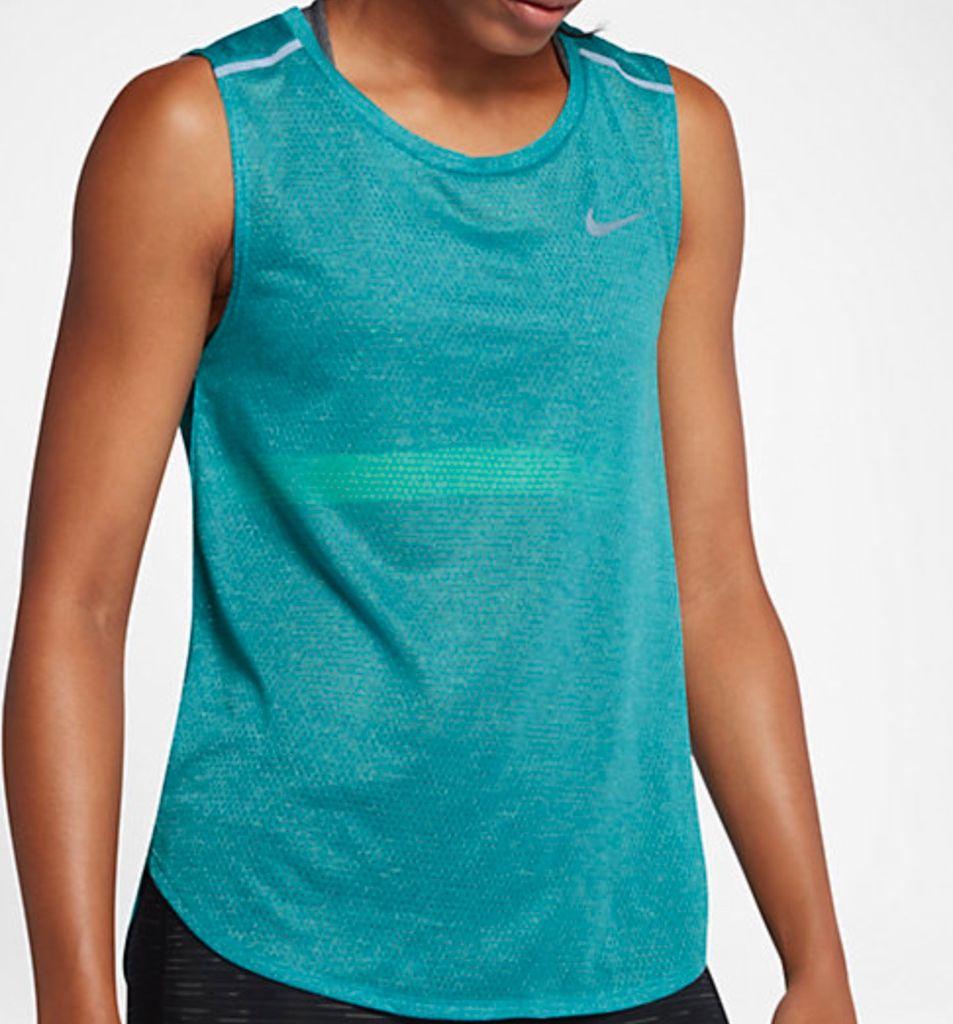Nike Nike Womens Breathe Tank