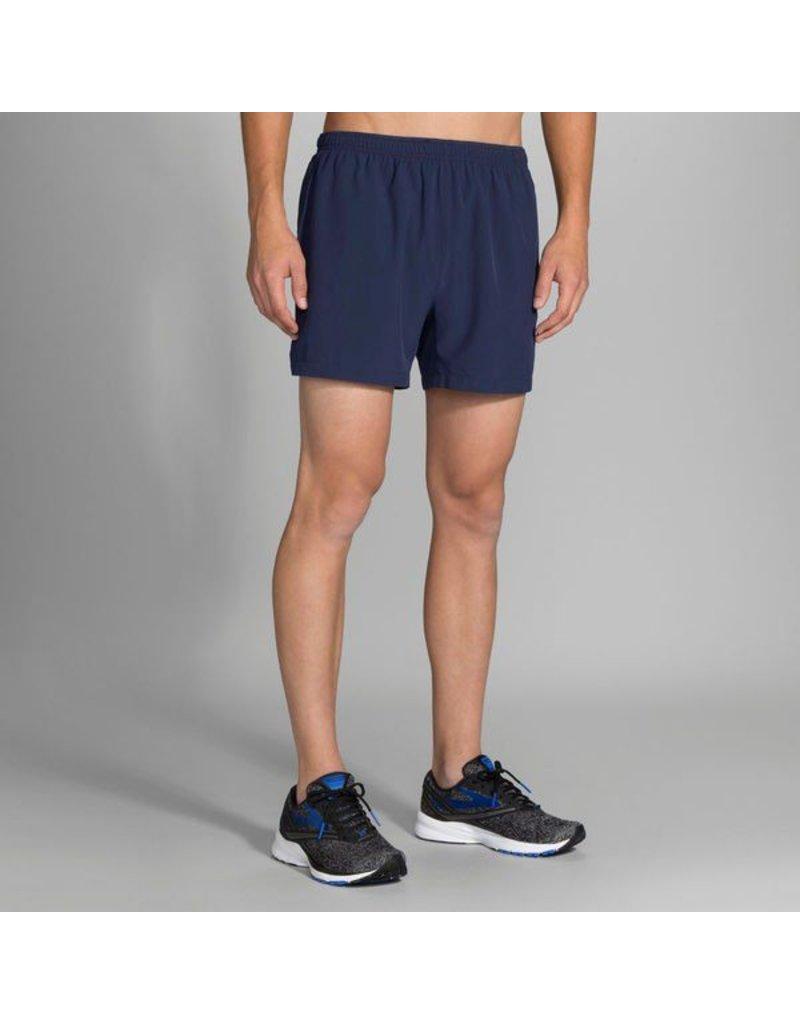 "Brooks Brooks Mens Sherpa 5"" Shorts"