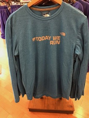 "RRC Mens ""Today We Run"" Long Sleeve"