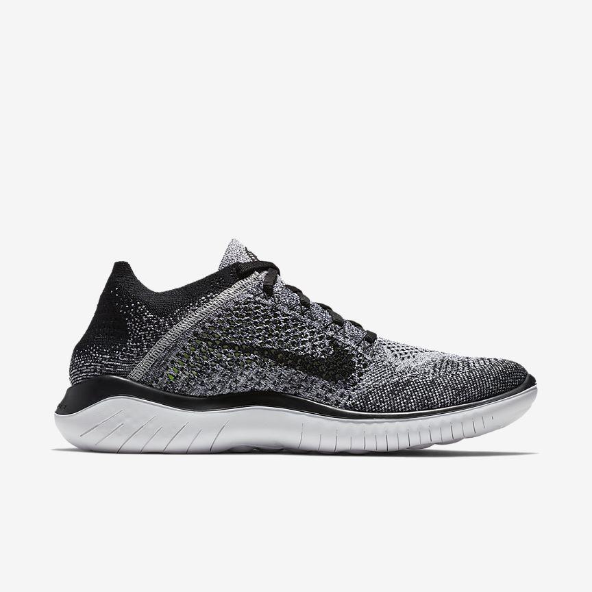 Nike Nike Mens Free RN Flyknit 2018