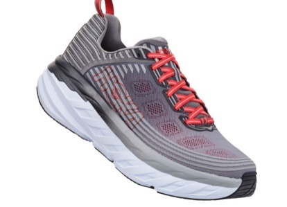 Hoka Hoka One One Mens Bondi 6 (Wide)