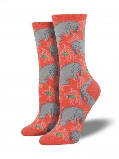 socksmith oh the hu-manatee socks
