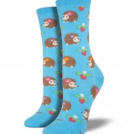 socksmith socksmith hedgehogs socks bright blue
