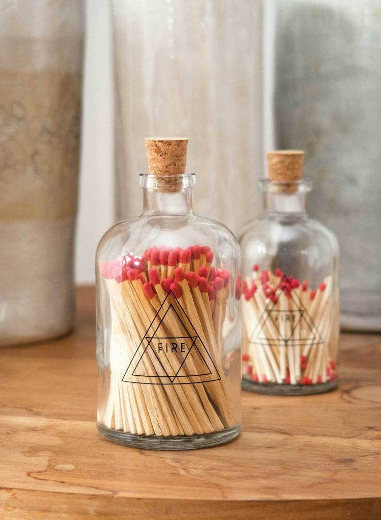 skeem design small alchemy match bottle