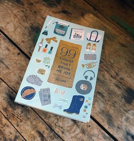 hachette book group 99 things that bring me joy journal