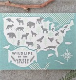 marcy davy marcy davy wildlife of u.s. print