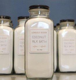 lovewild design milk baths