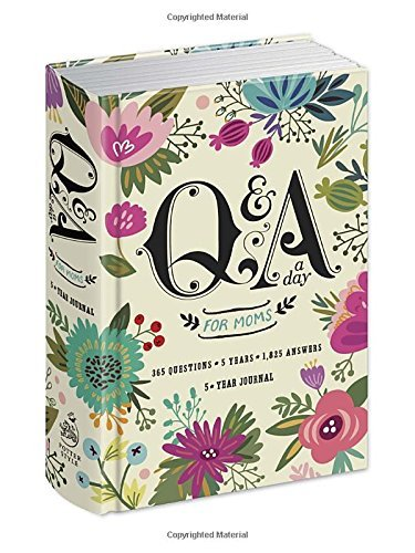 penguin random house Q & A a day for moms journal