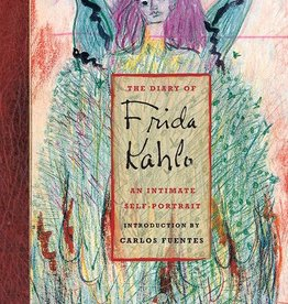 abrams the diary of frida kahlo: an intimate self-portrait