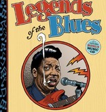 hachette book group legends of the blues w/cd