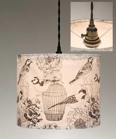 ctw birdcages pendant lamp
