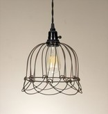 ctw small wire bell pendant lamp