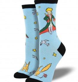 socksmith socksmith le petit prince socks air blue
