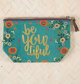 natural life natural life canvas pouch