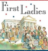 penguin random house what's the big deal about first ladies
