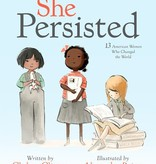 penguin random house chelsea clinton's she persisted: 13 american women who changed the world