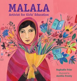 penguin random house malala: activist for girls' education