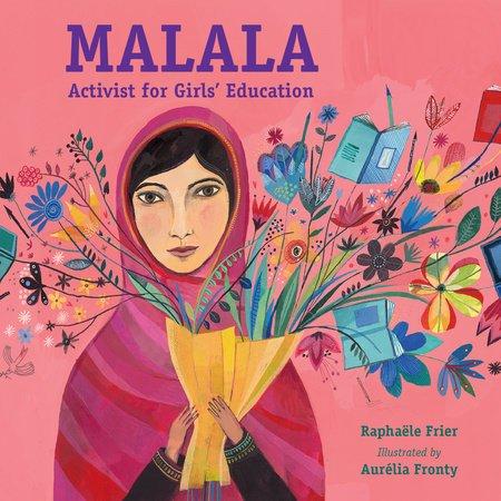 penguin random house malala: activist for girls' education