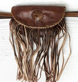 bed stu bed stu bliss festival fringe belt pouch
