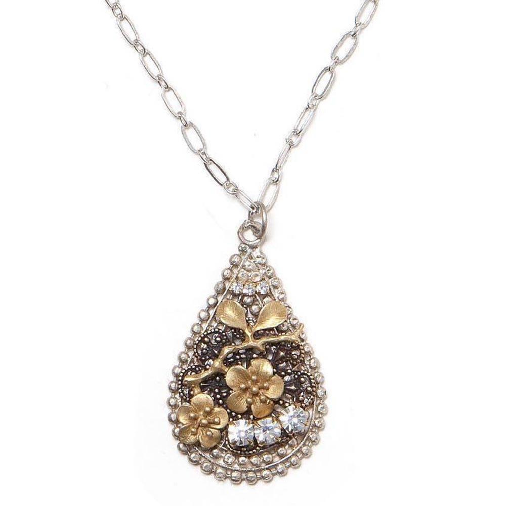 jill schwartz efflorescent necklace