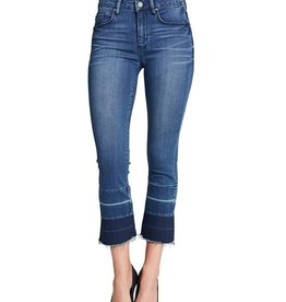 unpublished margaux undone cropped jeans