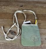 kata golda plant dyed pocket purse