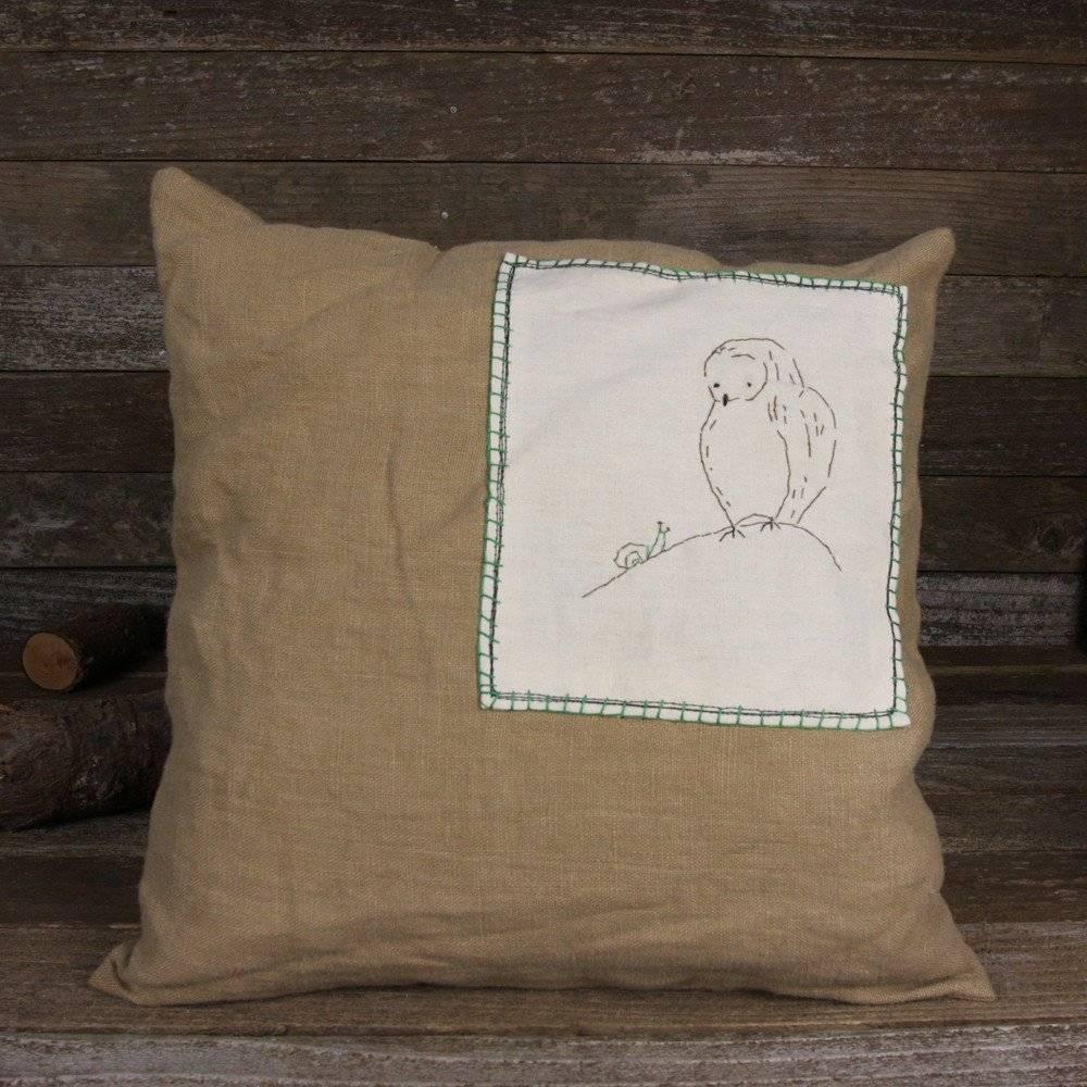 kata golda linen pillow