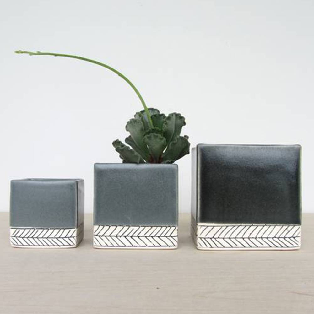 elizabeth benotti elizabeth benotti square medium planter square medium planter
