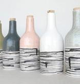 elizabeth benotti striped bottles