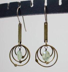 eric silva eric silva orbital earrings