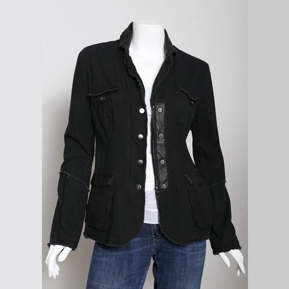 jakett meryl jacket black